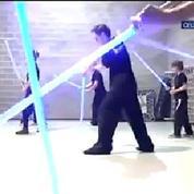 Star Wars: une école pour manier le sabre laser en Belgique