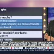 Prêt à taux zéro: Un prêt réglementé ouvert aux primo-accédants: Frédéric Durand-Bazin