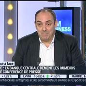 Olivier Delamarche VS Pierre Sabatier: A-qui profite la hausse du CAC 40? –