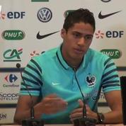 Football / Varane compte sur le brassard pour grandir