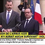 François Hollande : «Il n'y aurait pas de victimes françaises»