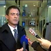 Crash d'un Airbus : «Nous pensons d'abord aux victimes» réagit Valls