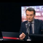 Départementales: Florian Philippot assure ne pas être