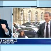 Départementales: Une grande déroute pour le gouvernement, estime Brice Hortefeux