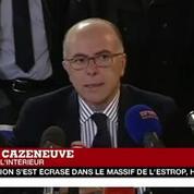 Cazeneuve : «Des moyens exceptionnels déployés»