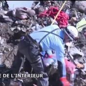 Crash de l'A320 : les premières images au sol