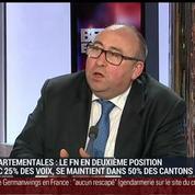 Laurent Davezies, professeur au CNAM, titulaire de la chaire Économie et développement des territoires (2/3) –