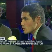 Radio France: Fleur Pellerin hausse le ton