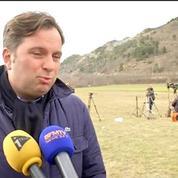 Crash de l'A320: une journée difficile et particulière pour les familles des victimes