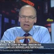 Live from New York: Amazon se lance dans les services à la personne
