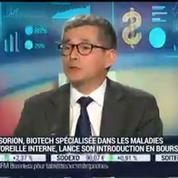 Sensorion lance son introduction en bourse: Laurent Nguyen –