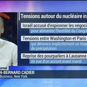Tensions autour du nucléaire iranien