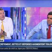 Nicolas Doze: Déficit public: Une baisse en trompe-l'oeil ?