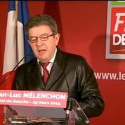 Elections régionales: Mélenchon veut créer une nouvelle alliance populaire indépendante