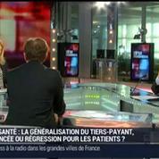 Étienne Caniard, président de la Mutualité Française (3/3)