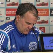 Football / Bielsa : On ne peut pas jouer à l'OM sans personnalité, caractère et courage