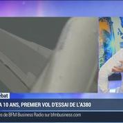 Guillaume Paul: l'A380 fête ses dix ans