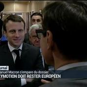 Dailymotion doit rester européen