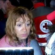 Séisme au Népal: Je sens que je vais craquer, témoigne une rescapée française