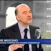Pierre Moscovici ne donne pas d'ordres aux gouvernements nationaux