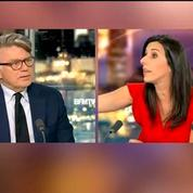 Jean-Marie Le Pen au défilé FN du 1er mai: On ne va pas l'empêcher de parler, déclare G. Collard