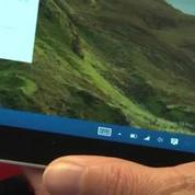 Coup d'oeil sur la tablette Surface 3 de Microsoft en avant-première