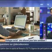 Dialogue social: une réforme pour faire semblant ? (4/4)