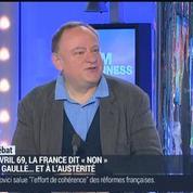 Jean-Marc Daniel: Avril 69: De Gaulle s'en va, l'austérité aussi –