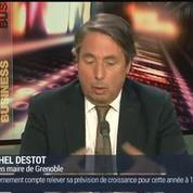 Michel Destot, député PS de l'Isère (1/3) –