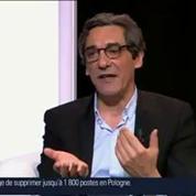 Serge Papin, PDG de Système U (1/2)