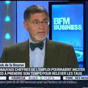 Le Club de la Bourse: Thibault Prébay, Jacques-Antoine Bretteil et Jérôme Vinerier