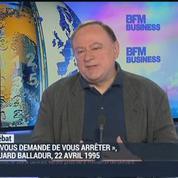 Jean-Marc Daniel : Les clivages de la droite sont des clivages personnelles, sur une fragilité conceptuelle –