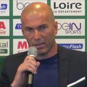 Zidane : Ebola n'a pas disparu