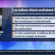 Marc Fiorentino: Les indices chinois enchaînent les records
