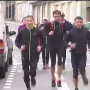 Athlétisme / Marathon de Paris / Les runners connectés
