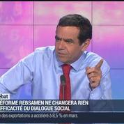 Nicolas Doze: Dialogue social: la réforme a-t-elle été vraiment efficace ?
