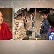 Séisme au Népal : «On avait prévu ça» explique Matthieu Ricard