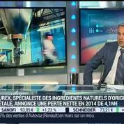 Naturex publie ses résultats annuels: Olivier Rigaud –