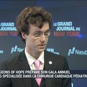 L'ONG américain Sergeons of Hope prépare son gala annuel: Charles-Édouard Catherine (2/4)