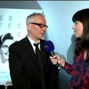 Festival de Cannes: le choix a été difficile, surtout sur le cinéma français, selon Thierry Frémaux