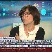 Le Club de la Bourse: Nathalie Pelras, Xavier Patrolin et Vincent Ganne –