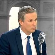 Nicolas Dupont-Aignan ne participera pas aux primaires de l'UMP