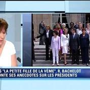 Sarkozy en 2006: «Il me faut un Noir, ou mieux, une Noire», rapporte Roselyne Bachelot