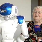 Zora, le robot qui fait danser les seniors en maison de retraite