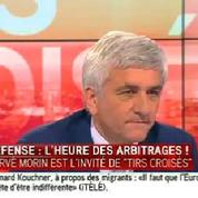 Hervé Morin annonce qu'il ne votera pas la loi sur le renseignement