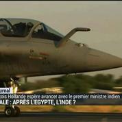 Rafale: après l'Egypte, l'Inde ?