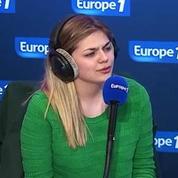 Louane improvise un duo avec Thomas Sotto sur Europe 1