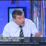Nicolas Doze: Dette grecque: Réel compte à rebours ou nouvelle scène de théâtre ?