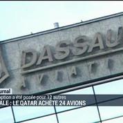 Rafale: la commande du Qatar oblige-t-elle Dassault à accélérer la production?