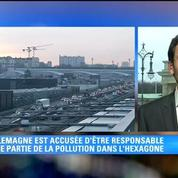 Pic de pollution dans le nord de la France: à qui la faute ?